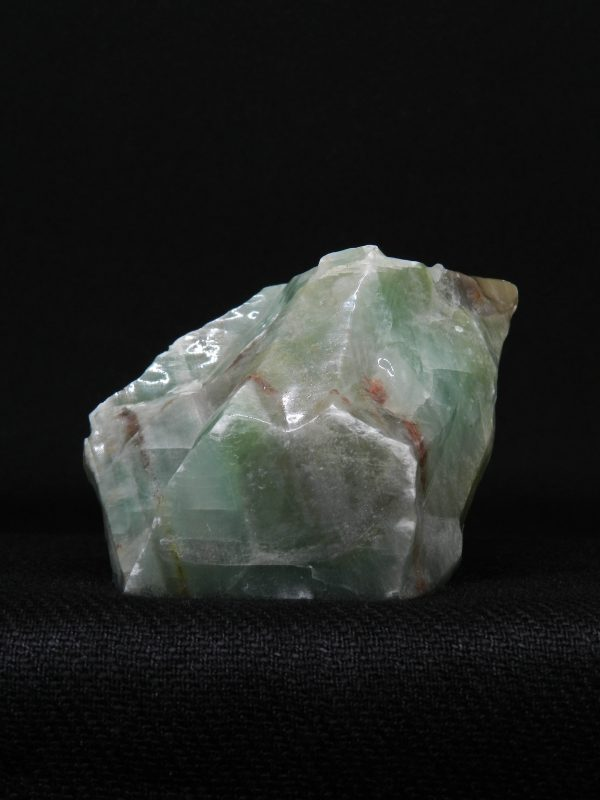 Close up image of Green Calcite