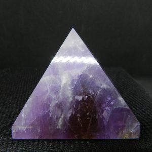Image of Amethyst pyramid