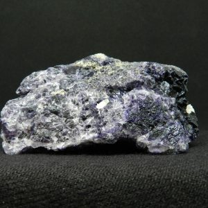 Close up image of Blue John