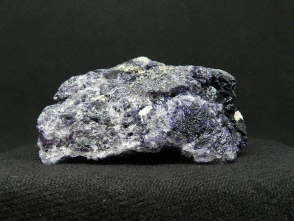 Close up image of Blue John