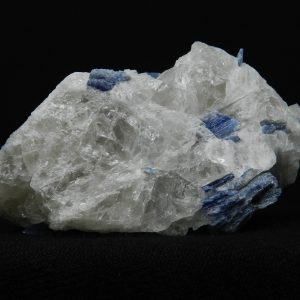 Close up side image of Blue Kyanite
