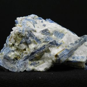 Close up image of Blue Kyanite