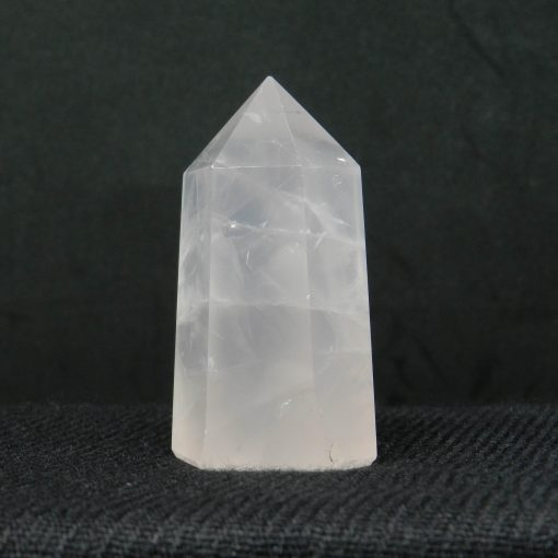 Close up image of Rose Quartz