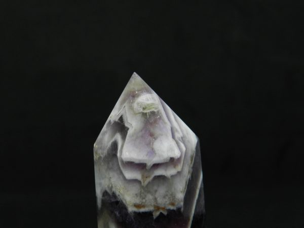 Close up image of tip of Striped Amethyst