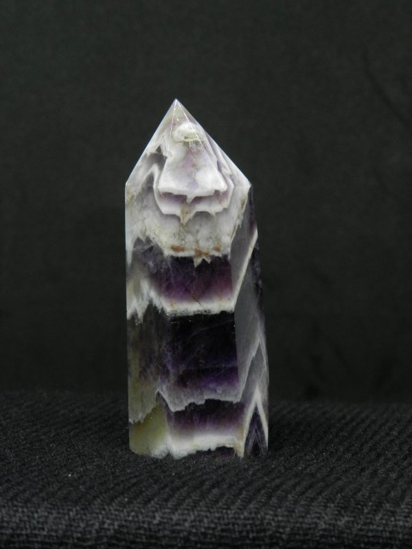 Close up of Striped Amethyst