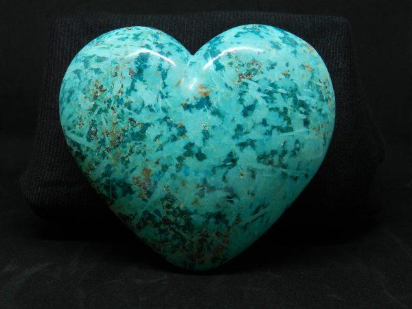 Image of Shattuckite Heart