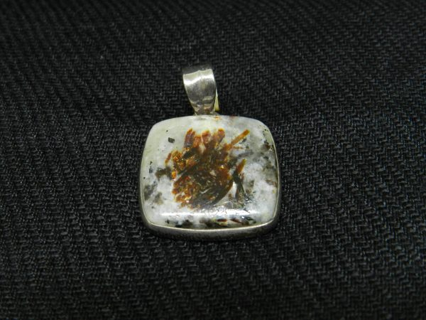 Close up image of Astrophyllite