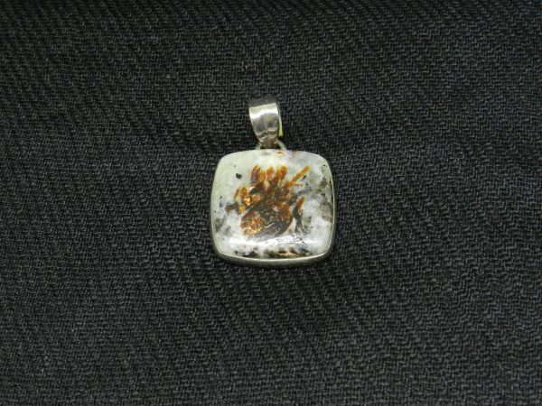 Image of Astrophyllite Pendant