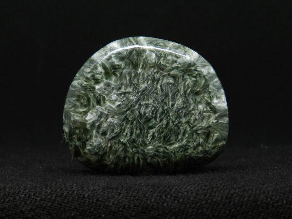 Close up image of Seraphinite
