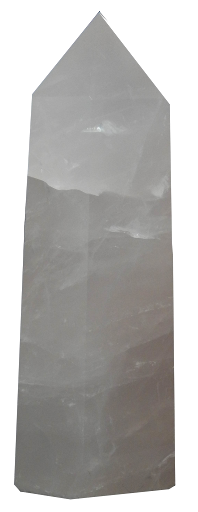 Image of Rose Quartz with background removed