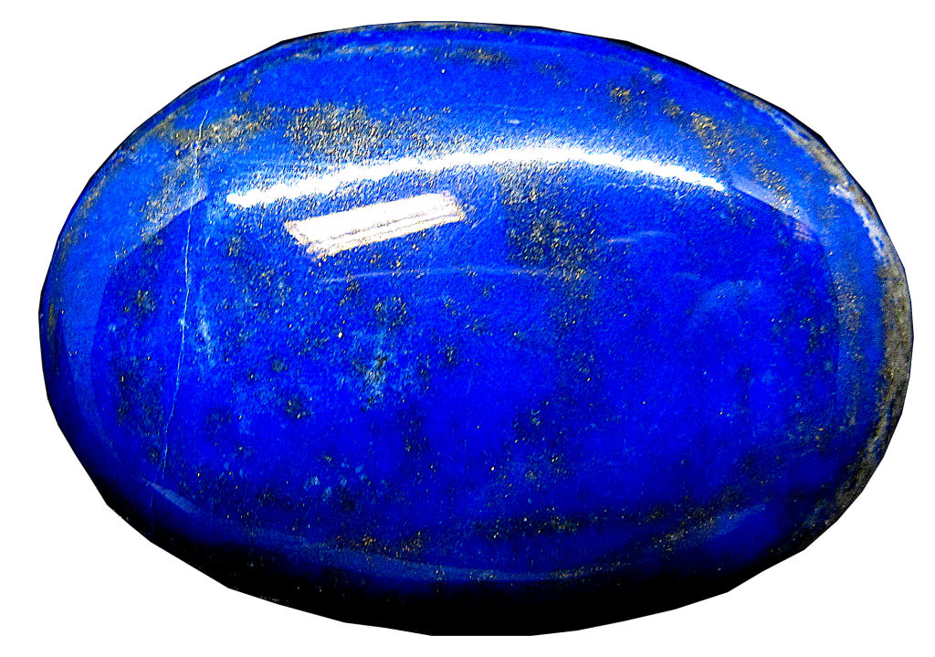 Lapis Lazuri image with background removed for blog post