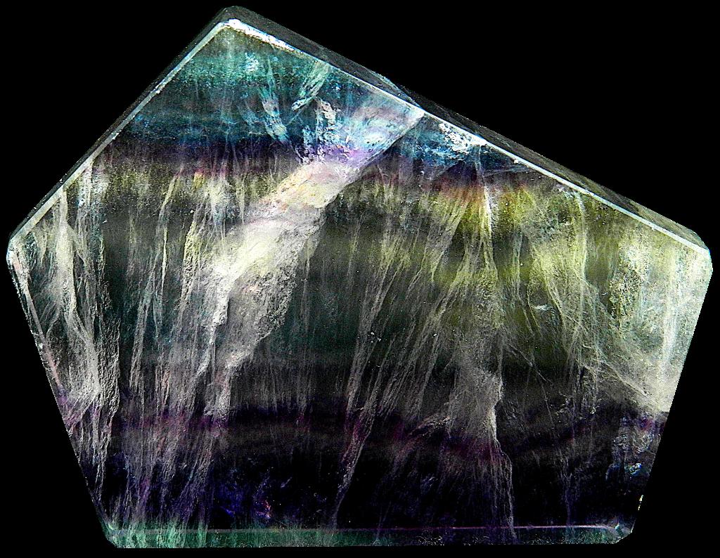 fluorite slab