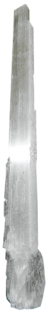 selenite wand image