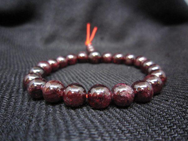 Garnet Power Bracelet