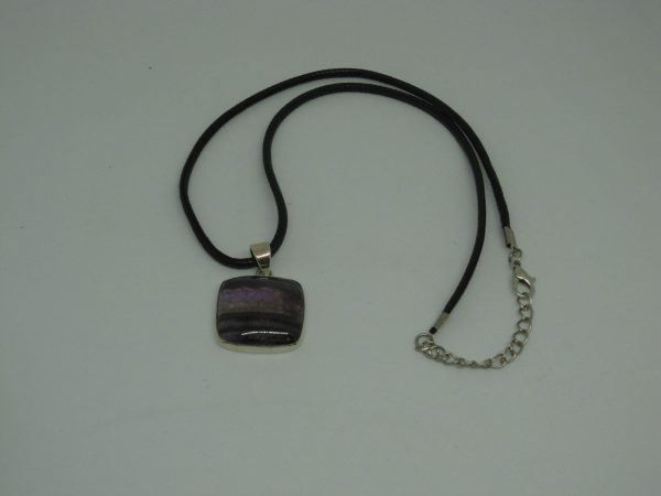 Sugalite Pendant with chain