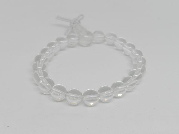 Clear Quartz Power Bracelet