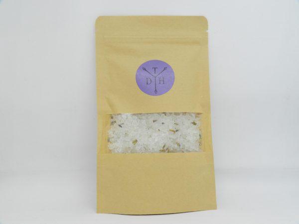 Lavender Bath Salts 100g pouch