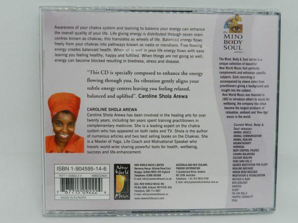 Chakra Balancing CD