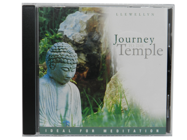 Journey to the Temple by Llewellyn CD front cover