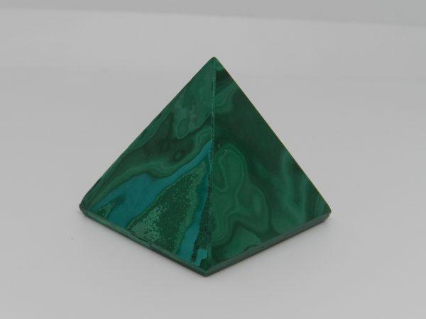 Malachite Pyramid