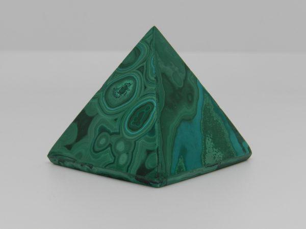 Malchite Healing Pyramid