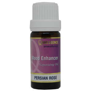 Quinessence Persian Rose Blended Essential Oil Mood Enhancer
