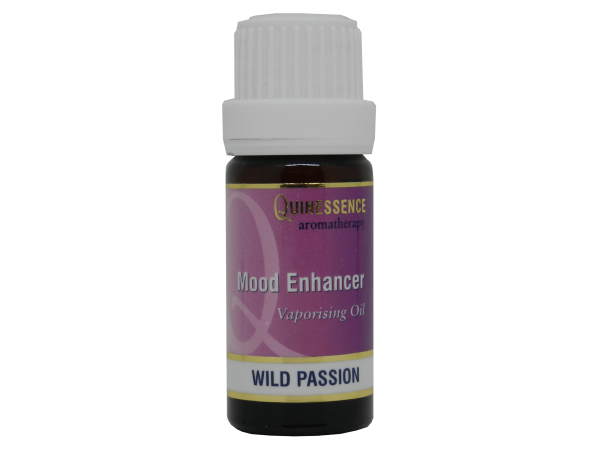 Quinessence Wild Passion Blended Essential Oil Mood Enhancer