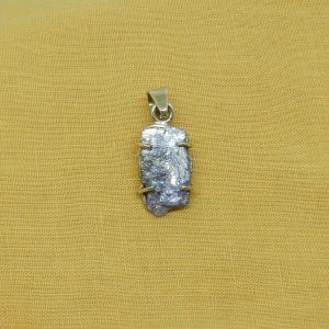 crystal tanzanite pendant