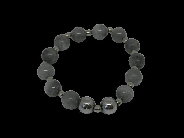 lunar quartz bracelet