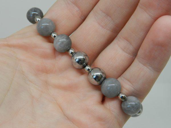 lunar quartz power bracelet