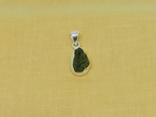 moldavite pendant