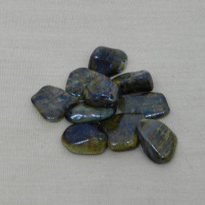 Golden Pietersite Tumblestones