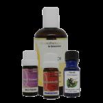essential oils category logo