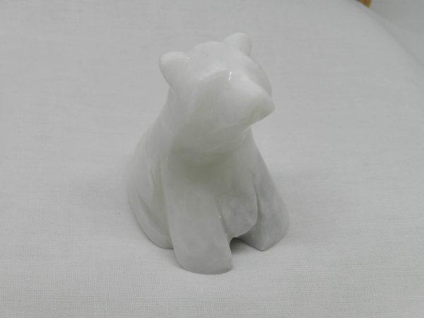 White Onyx Bear